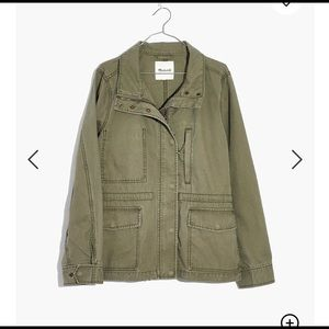 Madewell Passage Jacket - NWT